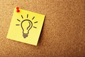 Im ersten Schritt führst Du die Themenrecherche durch. Erst danach geht es an das Schreiben des Blogartikels.